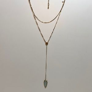 Women's layering necklace